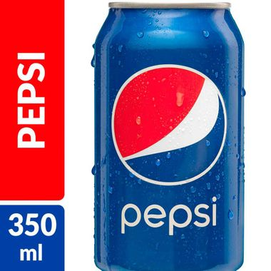 Refrigerante Pepsi 350ml