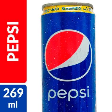 Refrigerante Pepsi 269ml