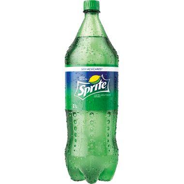 Refrigerante Sabor Limão Sprite 2L
