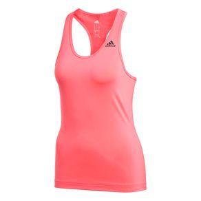 Regata Adidas D2m Solid Rosa Mulher G