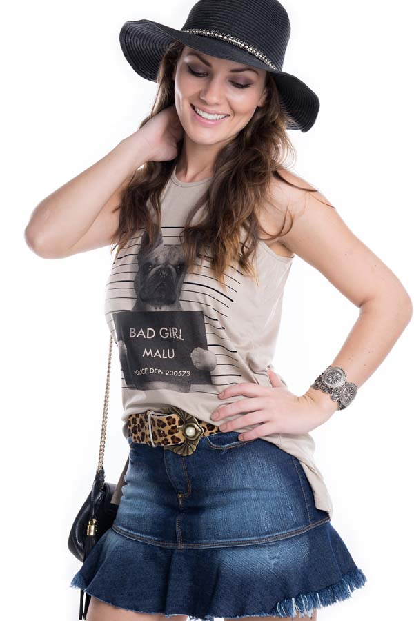 Regata Bad Girl Malu BL2622 - P