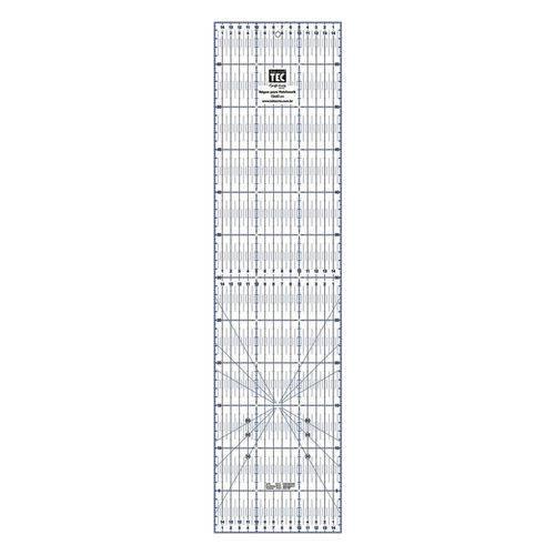 Régua para Patchwork 15x60 Cm 7132 Rp34560 - Toke e Crie