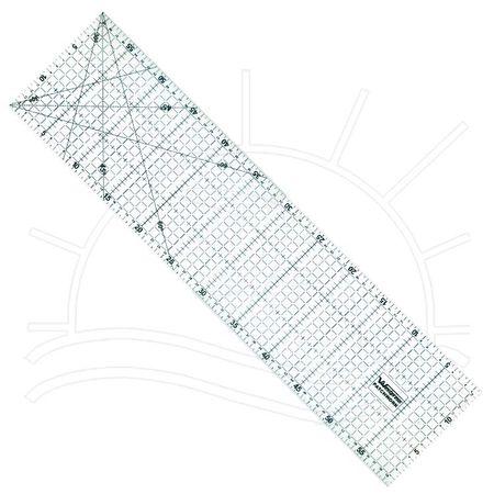 Régua para Patchwork Westpress - 15x60cm