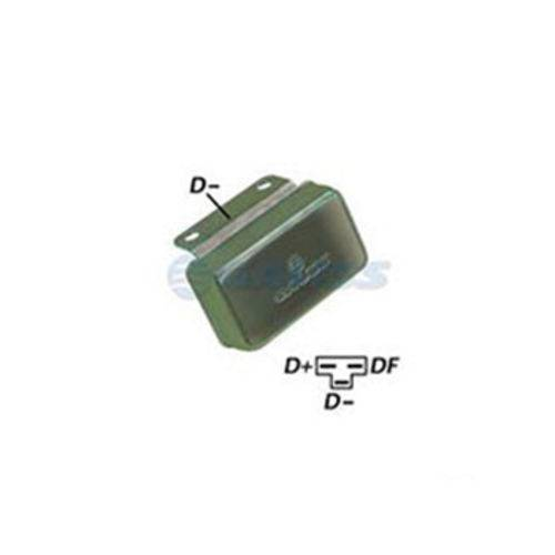 Regulador Alternador Mbb Ca Cara Preta/caterpillar/d60a/d60e/d60f/d65a/d6 - Caminhoes/komatsu