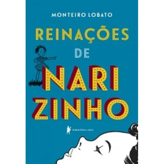 Reinacoes de Narizinho - Biblioteca Azul