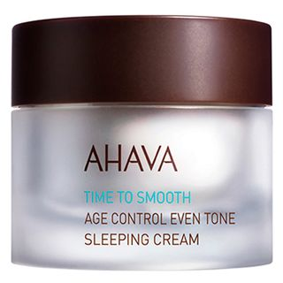 Rejuvenescedor Facial Ahava - Age Control Even Tone Sleeping Cream 50ml