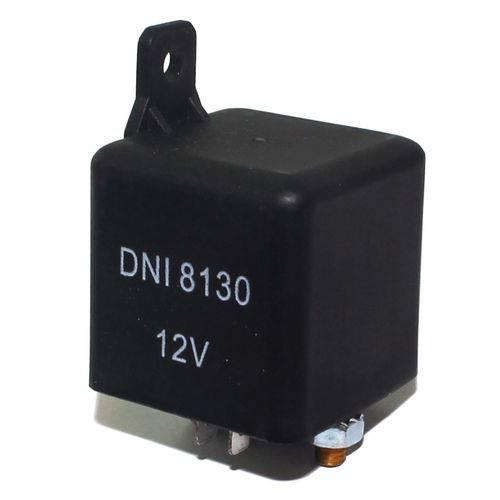 Rele Auxiliar com Suporte 12v 200a de Pico Dni-8130
