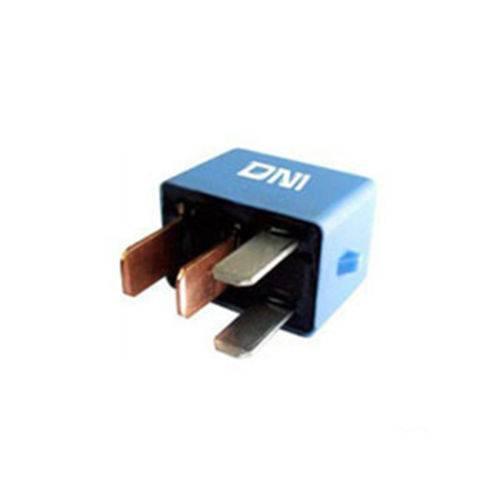 Rele Auxiliar Mini 12v 04 Terminais 20 Amperes