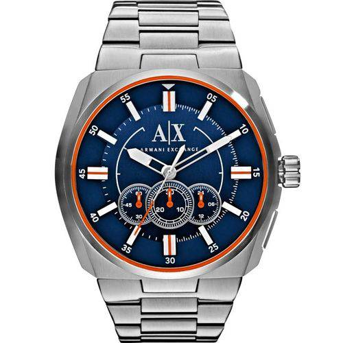 Relógio Armani Exchange Masculino Ax1800/1an