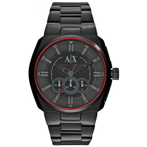 Relógio Armani Exchange Masculino Ax1801/1pn
