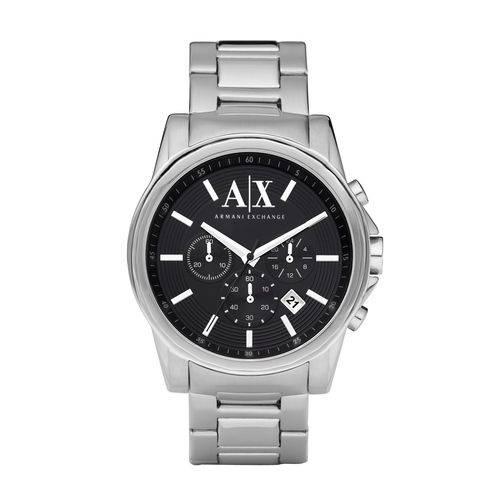 Relógio Armani Exchange Masculino Outerbanks - Ax2058/1kn