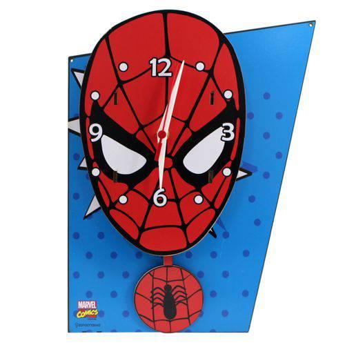Relógio C/pêndulo Spider
