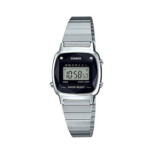 Relógio Casio Vintage Diamonds - LA670WAD-1DF