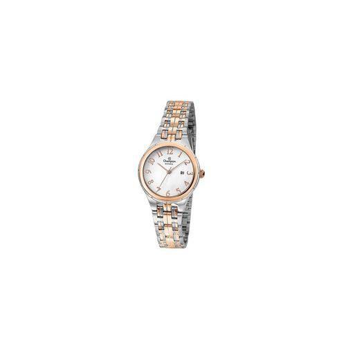 Relógio Champion Feminino Aço Prata Cs28156n