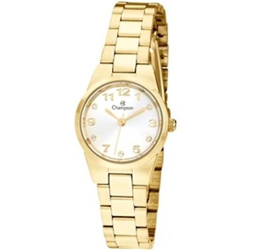 Relógio Champion Feminino Kit Colar e Brincos CH26846W 0