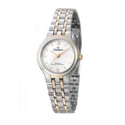 Relógio Champion Feminino Kit Colar e Brincos CH26962D 0