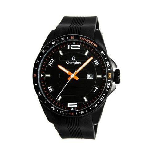 Relógio Champion Masculino Ref: Ca31702p Esportivo Black