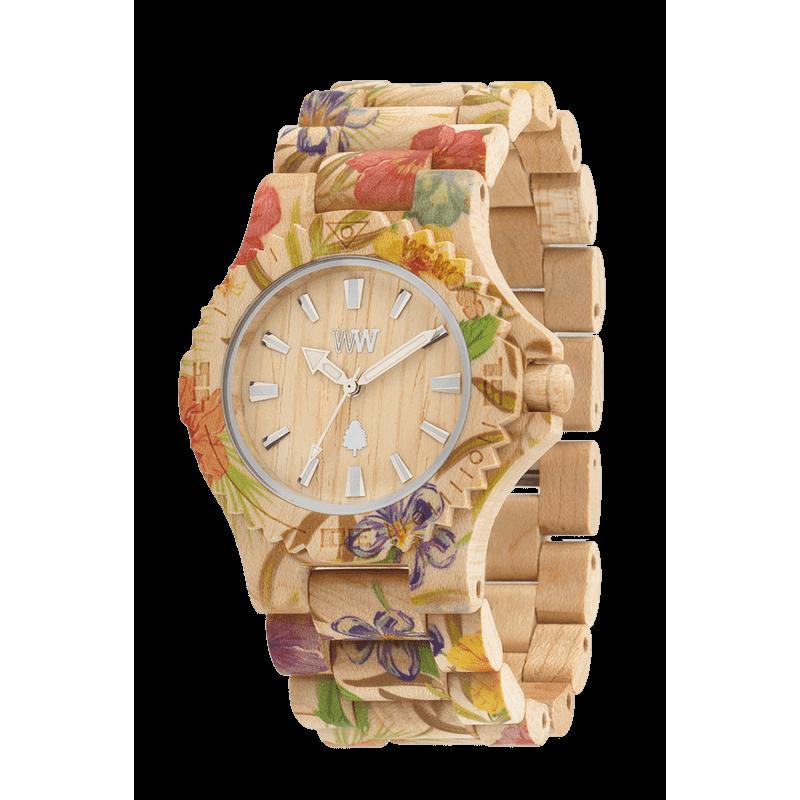 Relógio Date Flower Relógio Date Flowe