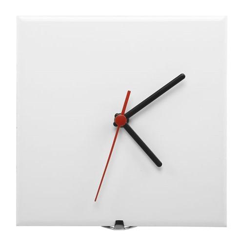 Relógio de Azulejo para Sublimação - 20x20cm Unidade
