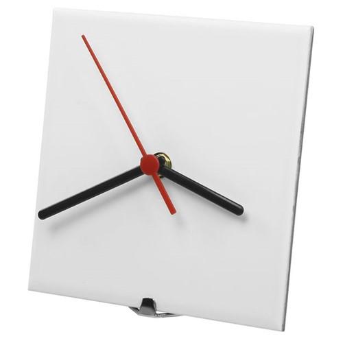 Relógio de Azulejo para Sublimação - 15x15cm Unidade