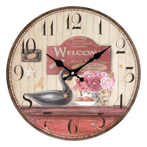 Relógio de Parede Essence 35,5cm