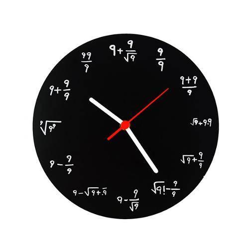 Relógio de Parede Fórmula 9