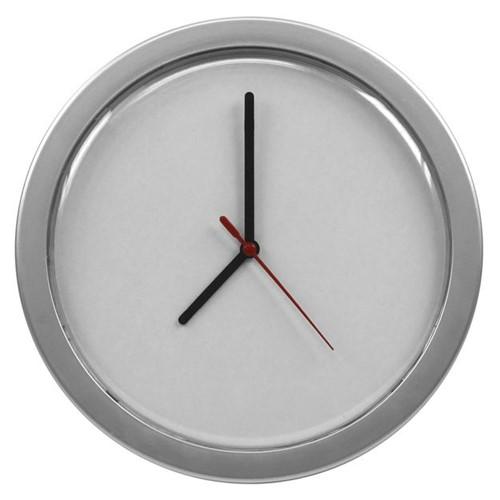 Relógio de Parede para Sublimação - com Moldura Moldura 26cm