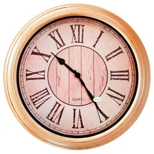 Relógio de Parede Vintage Gigante