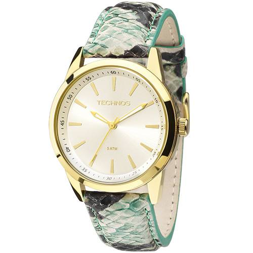 Relógio Feminino Technos Analógico Fashion 2035mcs/2k