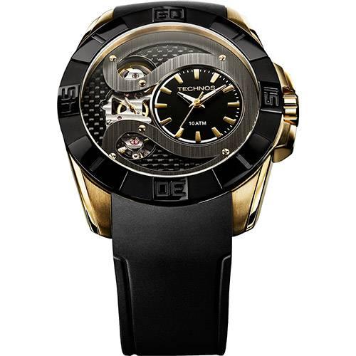 Relógio Masculino Technos Analógico Automático Lendas do Podium 2039AR/8P