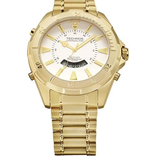 Relógio Masculino Technos Analógico Casual T205fl/4b