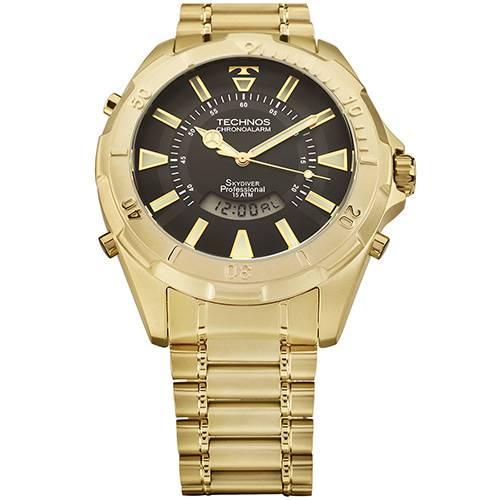 Relógio Masculino Technos Analógico Casual T205fl/4p