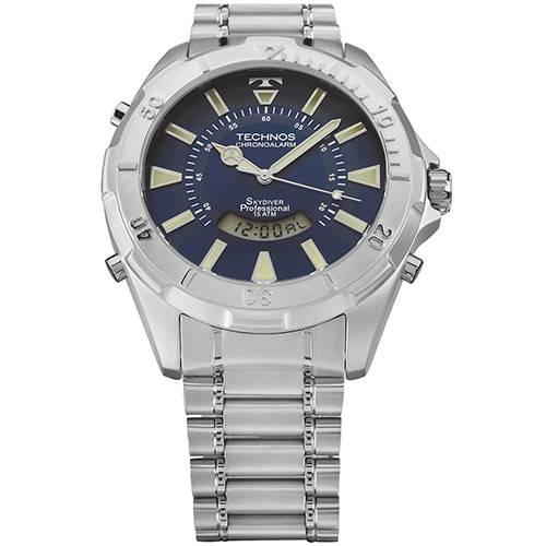 Relógio Masculino Technos Analógico Casual T205fm/1a