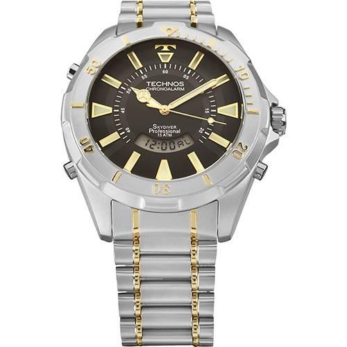 Relógio Masculino Technos Analógico Casual T205fq/5p