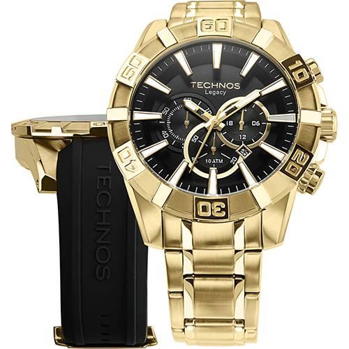 Relógio Masculino Technos Legacy OS2AAJ/4P