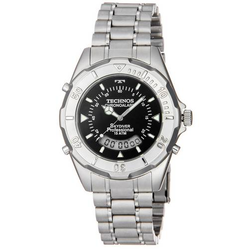 Relógio Masculino Technos Skydiver Analógico T20557/1p