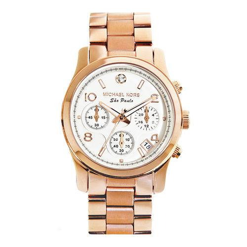 Relógio Michael Kors Feminino Analógico Mk5892/4bn