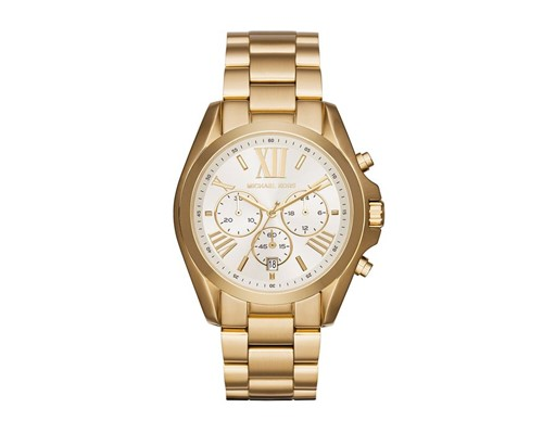 Relógio Michael Kors Feminino Bradshaw MK6266/4BN
