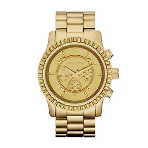 Relógio Michael Kors Feminino Dourado - OMK5541/Z OMK5541/Z