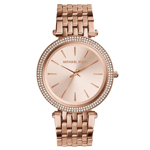 Relógio Michael Kors Feminino Rosé MK3192-4XN