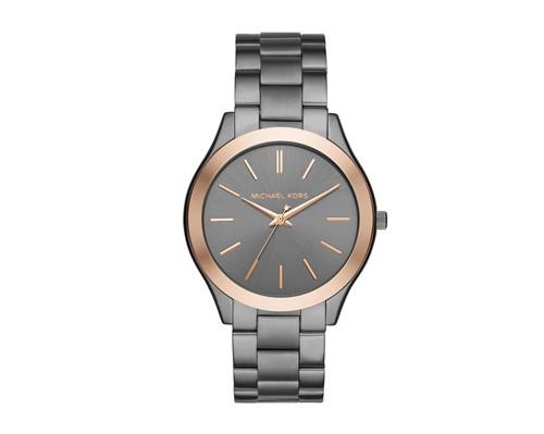 Relógio Michael Kors Feminino Slim Runway MK8576/5PN
