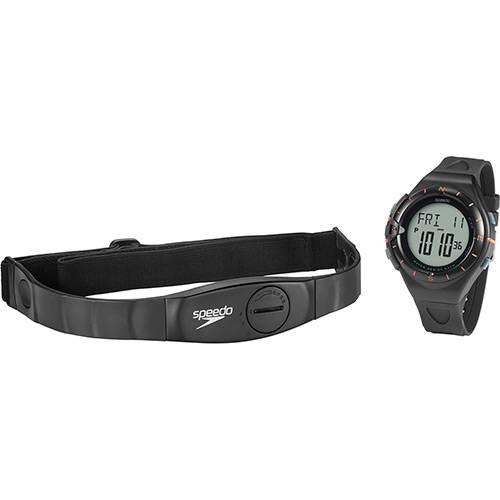 Relógio Monitor Cardíaco Speedo 58010G0EVNP1 Masculino Preto
