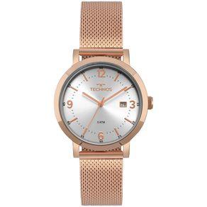 Relógio Technos Feminino Dress Rosé 2115MPE/4K