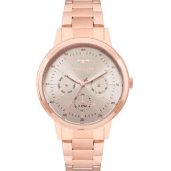 Relógio Technos Feminino Elegance Dress 6P29AJG/4C 0