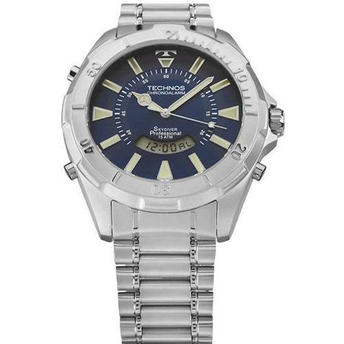 Relógio Technos Feminino - Skydiver - T205fm/1a