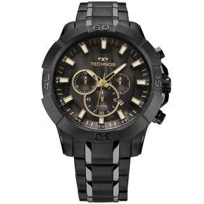 Relógio Technos Legacy Masculino Preto JS26AG/4P JS26AG/4P