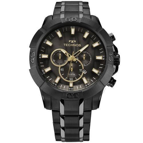 Relógio Technos Legacy Masculino Preto Js26ag/4p