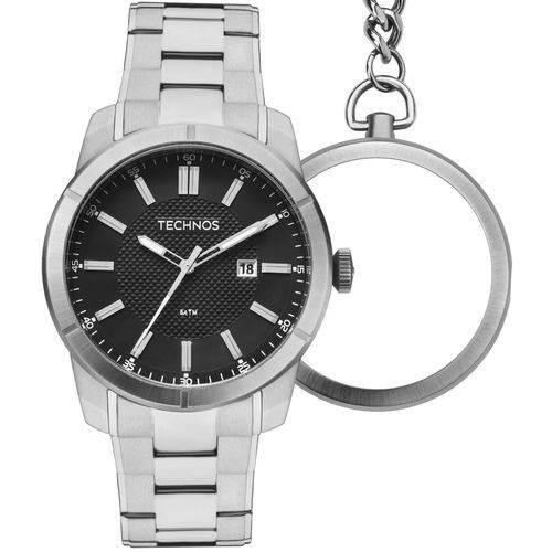 Relógio Technos Masculino Bolso e Pulso GM10YD/1P