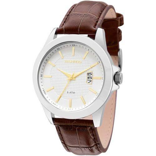 Relógio Technos Masculino Classic Steel 2115knl/1k