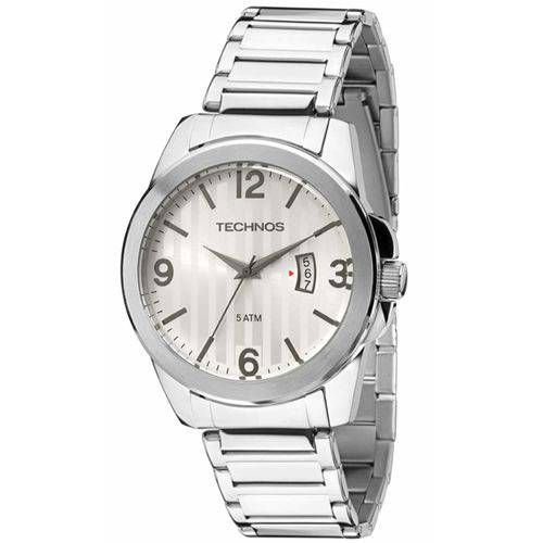 Relógio Technos Masculino Classic Steel 2115ksa/1k